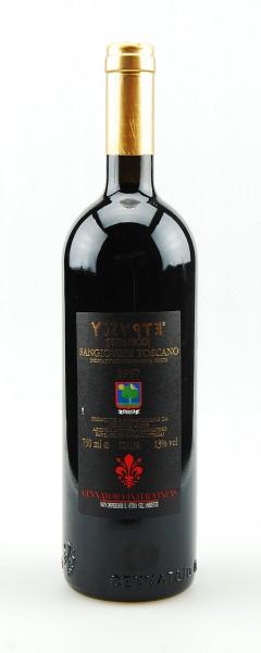 Wein 1997 Etrusco Sangiovese Toscano Cennatoio