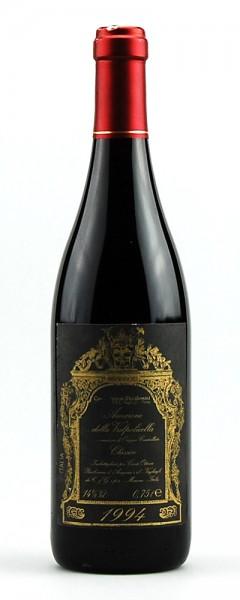 Wein 1994 Amarone Conte Ottavio Piccolomini