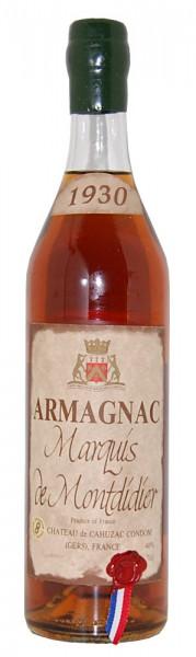 Armagnac 1930 Montdidier