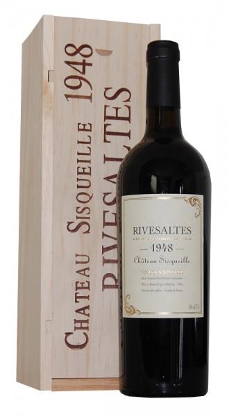 Wein 1948 Rivesaltes Chateau Sisqueille