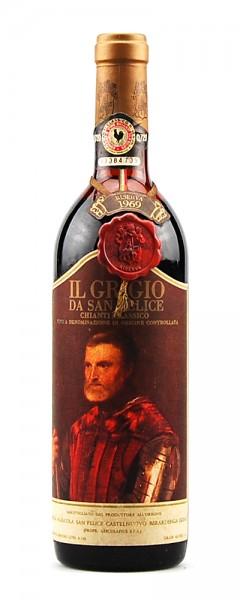 Wein 1969 Chianti Classico Riserva Il Grigio San Felice