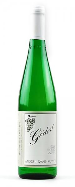 Wein 1992 Maringer Sonnenuhr Riesling Auslese