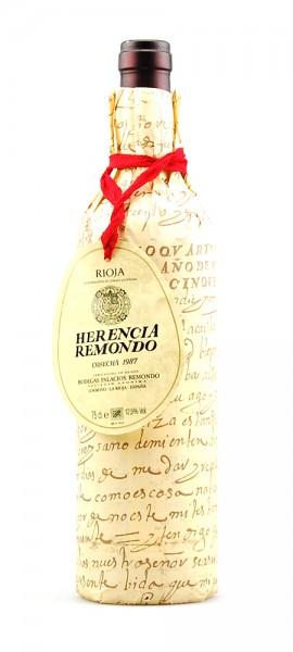 Wein 1987 Rioja Remondo Gran Reserva
