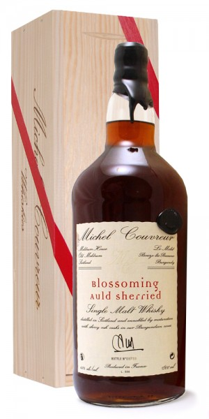 Whisky Couvreur - Blossoming