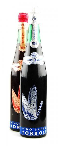 Wein 1956 Vin Santo Torboli Riva del Garda
