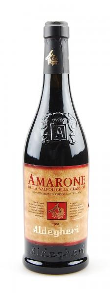 Wein 1996 Amarone della Valpolicella Aldegheri