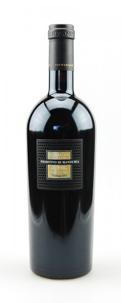 Wein 2013 Primitivo di Manduria Sessantanni