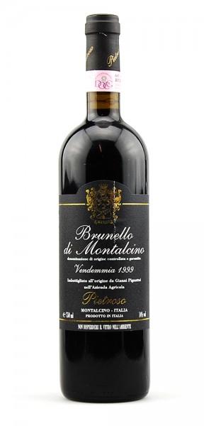 Wein 1999 Brunello di Montalcino Pietroso