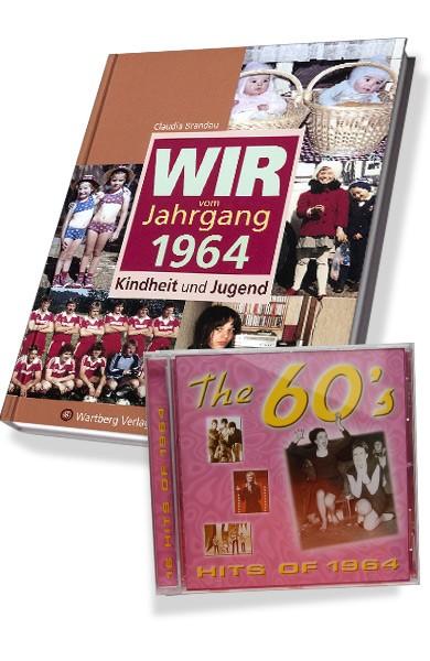 Zeitreise 1964 - Wir vom Jahrgang & Hits 1964