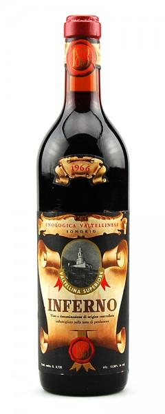 Wein 1966 Inferno Enologica Valtellinese