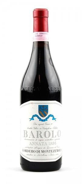 Wein 1994 Barolo Cordero di Montezemolo