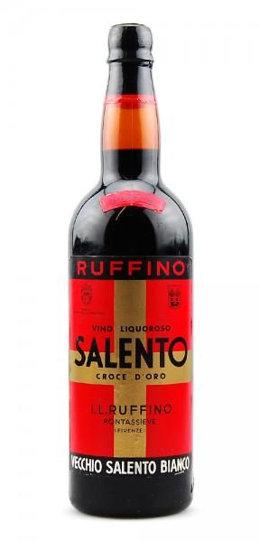 Wein 1968 Salento Ruffino Vino Liquoroso Croce d-Oro