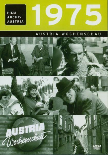 DVD 1975 Chronik Austria Wochenschau in Holzkiste