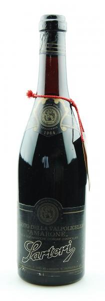 Wein 1964 Amarone Recioto della Valpolicella Sartori