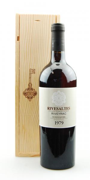 Wein 1979 Rivesaltes Riveyrac