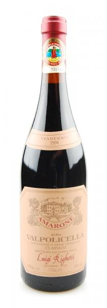 Wein 1994 Amarone della Valpolicella Righetti