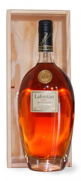 Armagnac 1991 Le Bas Lafontan