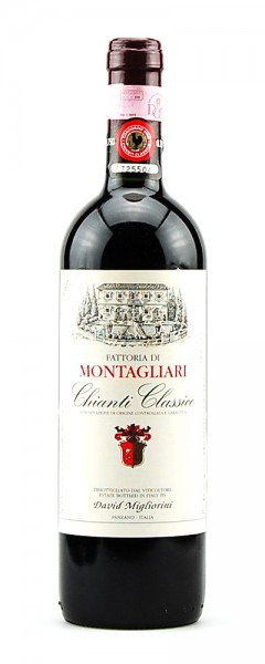 Wein 1997 Chianti Classico Fattoria di Montagliari