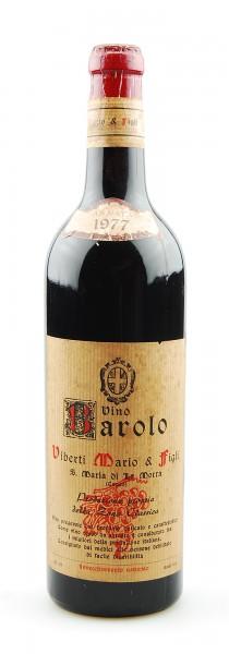 Wein 1977 Barolo Classico Santamaria