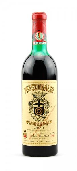 Wein 1967 Chianti Nippozano Frescobaldi