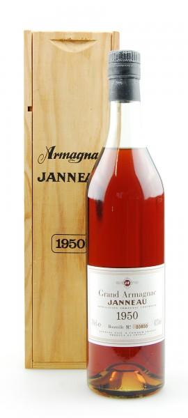 Armagnac 1950 Grande Armagnac Janneau
