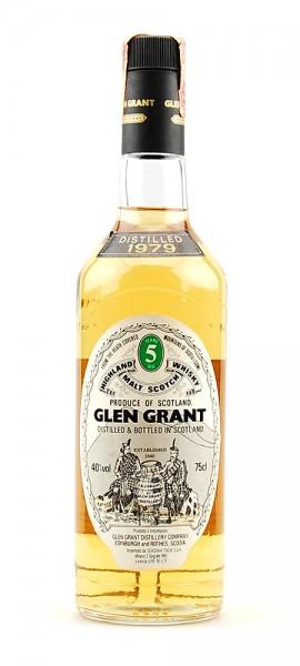 Whisky 1975 Glen Grant Highland Malt 5 years old