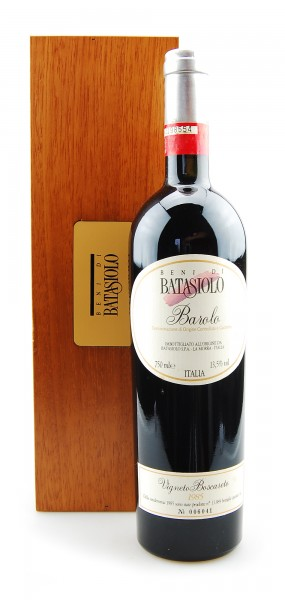Wein 1985 Barolo Batasiolo Vigneto Boscareto in HK