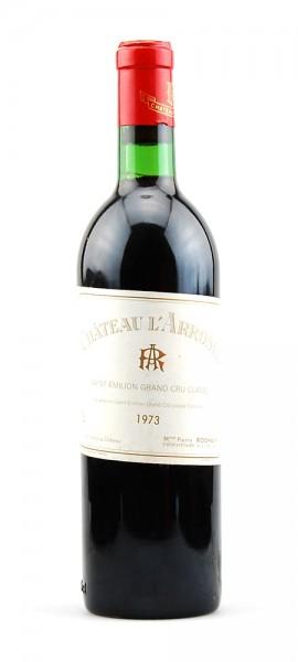 Wein 1973 Chateau l-Arrosee Grand Cru Classe