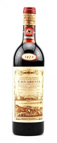 Wein 1973 Chianti Classico Vaccareccia