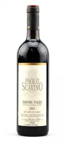 Wein 1994 Barbera Paolo Scavino