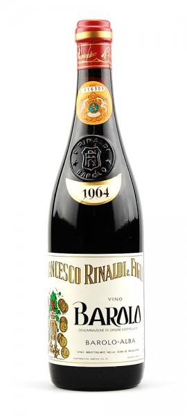 Wein 1964 Barolo Francesco Rinaldi