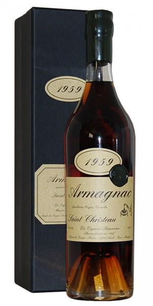 Armagnac 1959 Armagnac Saint Christeau