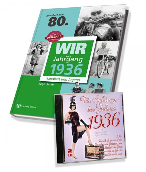 Zeitreise 1936 - Wir vom Jahrgang & Schlager 1936