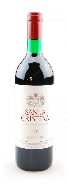 Wein 1989 Santa Cristina Antinori