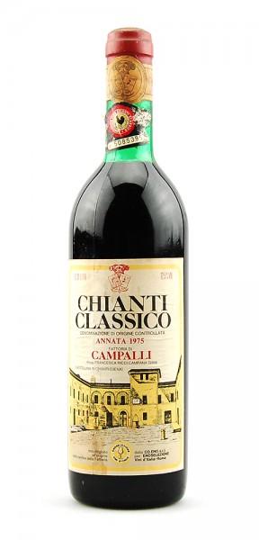 Wein 1975 Chianti Classico Fattoria Campalli
