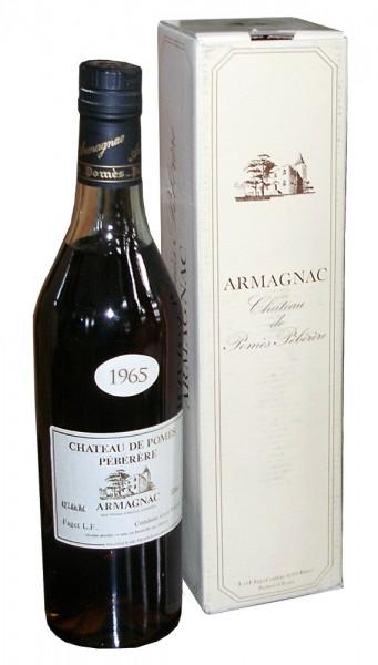 Armagnac 1965 Pomes de Peberere