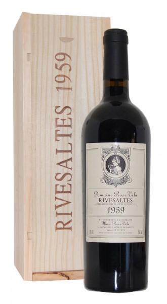 Wein 1959 Rivesaltes Domaine Rose Vila