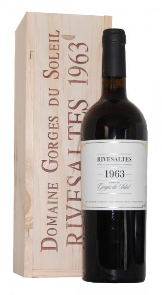 Wein 1963 Rivesaltes Gorges du Soleil