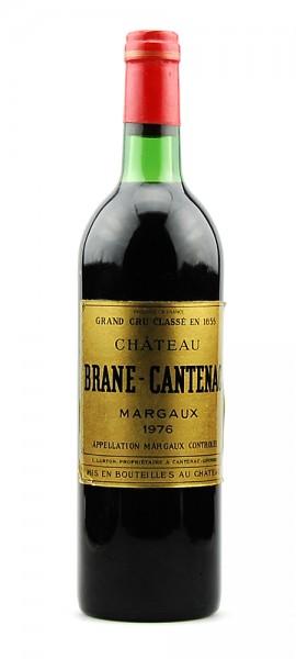 Wein 1976 Chateau Brane-Cantenac 2eme Grand Cru Classe