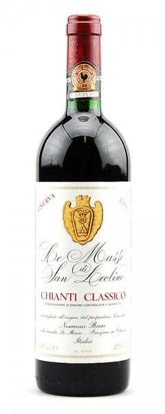 Wein 1988 Chianti Classico Riserva Le Masse