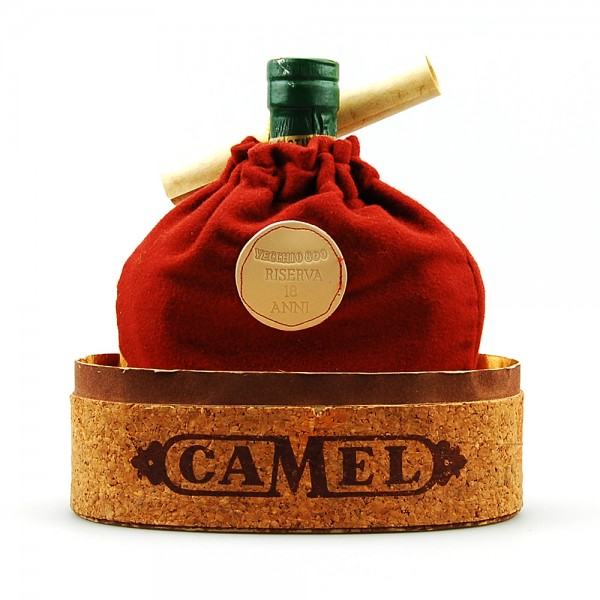Brandy 1978 Gran Brandy Camel Riserva 800 18 Anni