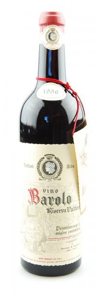 Wein 1956 Barolo Riserva Valfieri