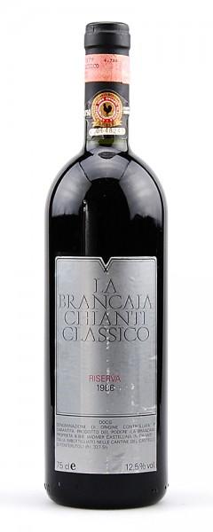 Wein 1986 Chianti Classico Riserva La Brancaia