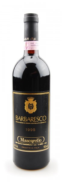 Wein 1995 Barbaresco Michele Mascarello