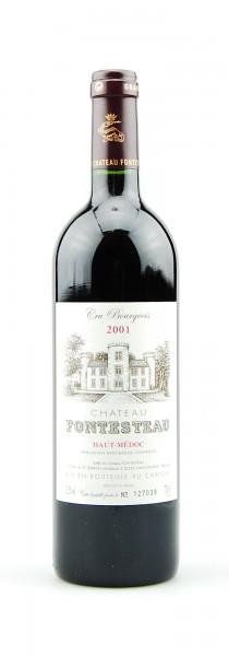 Wein 2001 Chateau Fontesteau Cru Bourgeois
