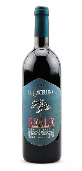 Wein 1990 La Castellina Reale