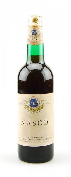 Wein 1966 Nasco Sella & Mosca
