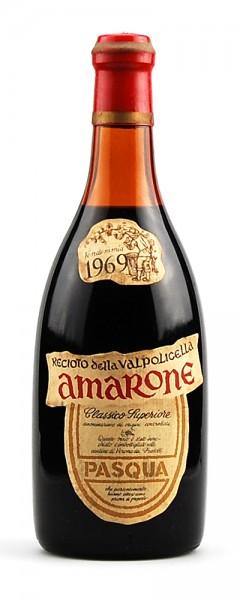 Wein 1969 Amarone Pasqua Reciotto della Valpolicella