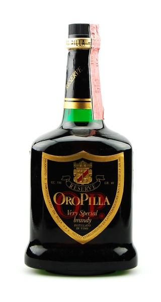 Brandy 1971 Oro Pilla Reserve Very Special Brandy