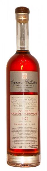 Cognac 1970 Jean Grosperrin Grande Champagne